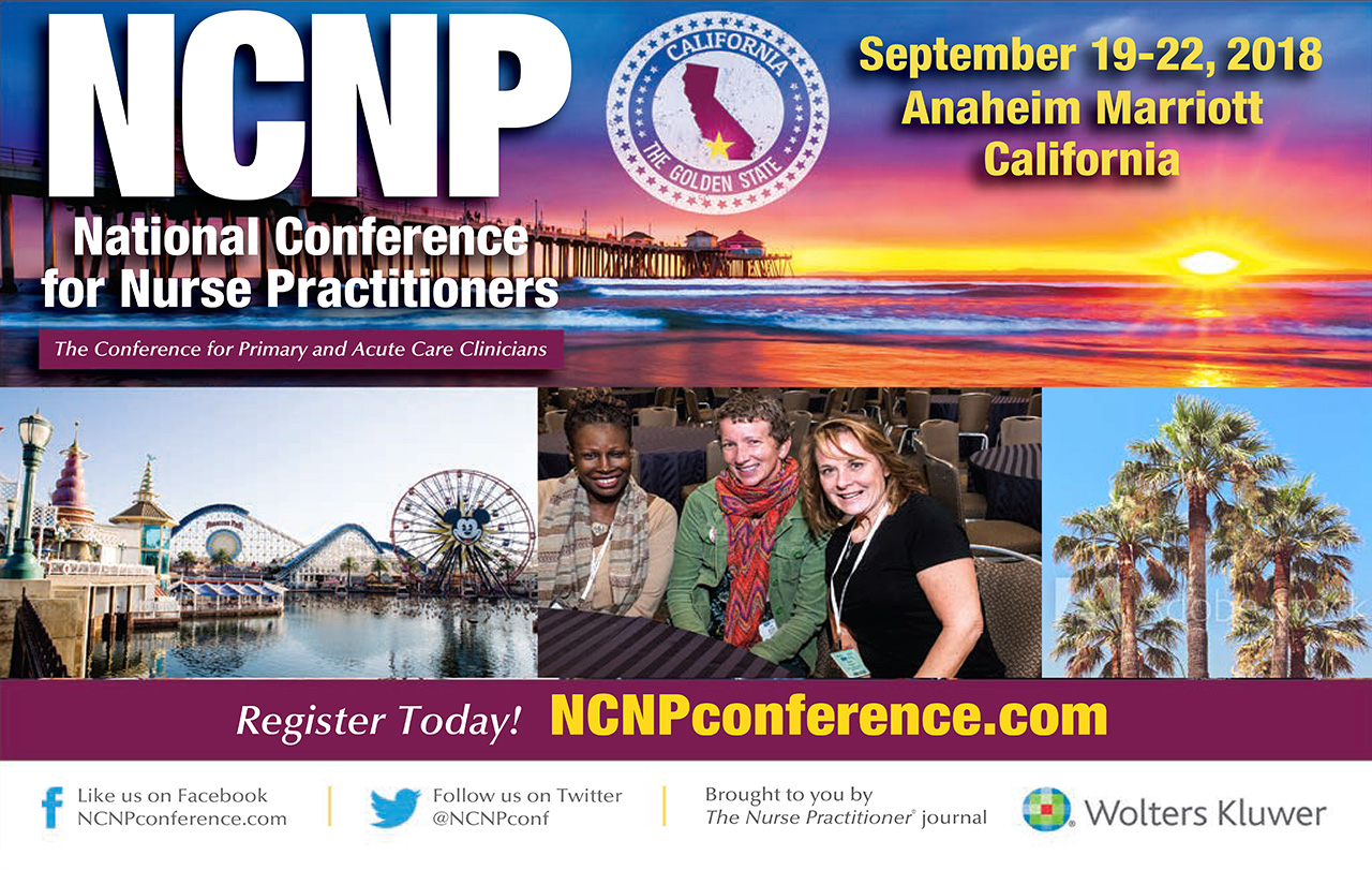 NCNP conference advertising