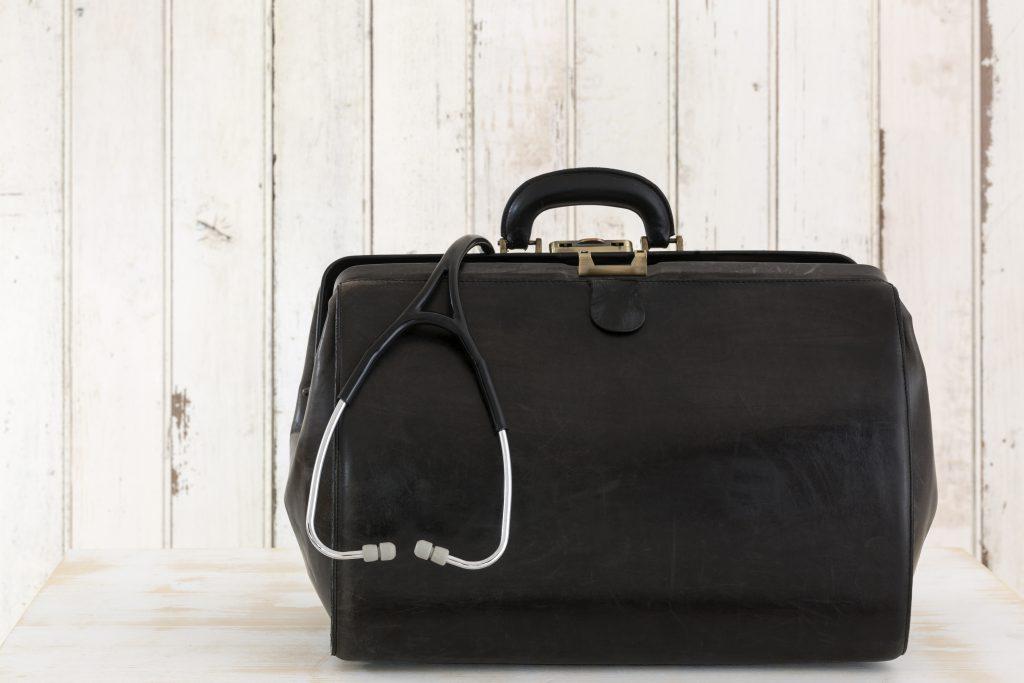 house call doctor bag